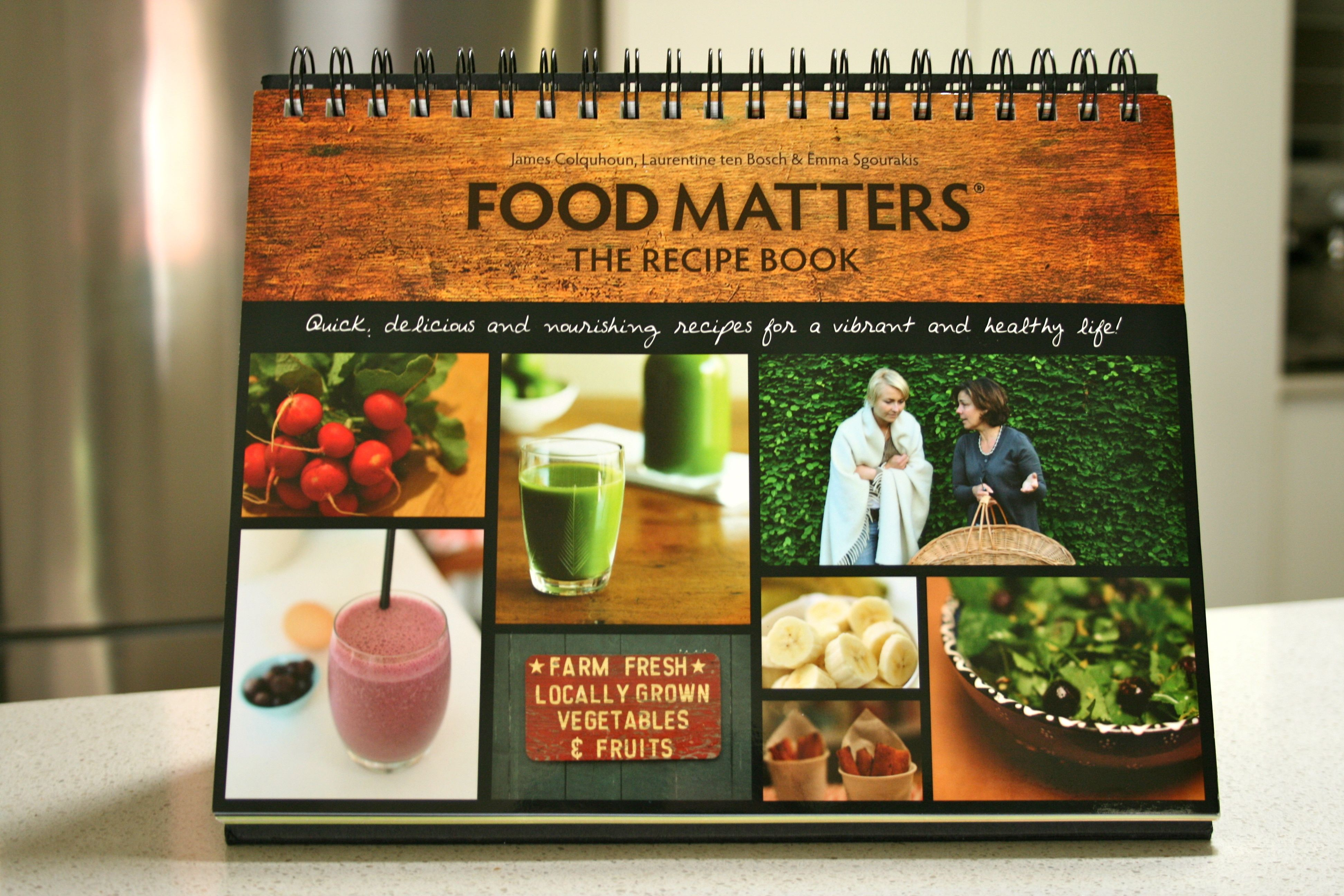 Food matters recipe book healthy boot camp friendly recipes food matters recipe book forumfinder Images