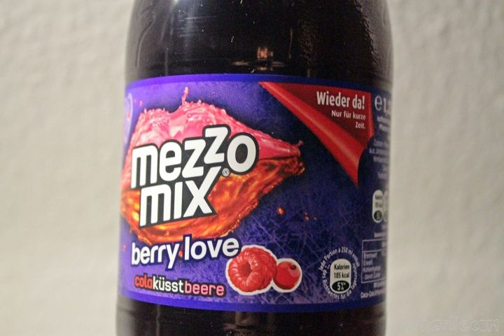 Test & Meinung: Mezzo Mix Berry Love - HYYPERLIC