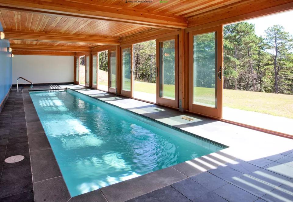 20 Incredible Indoor Pool Designs