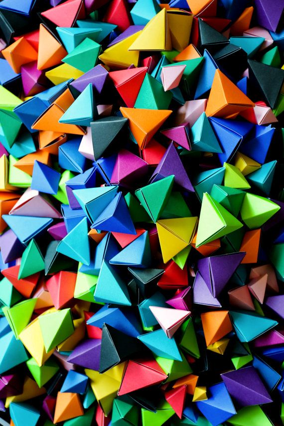 1000 Geometric Origami Shapes Looking To Make A Statement Order A