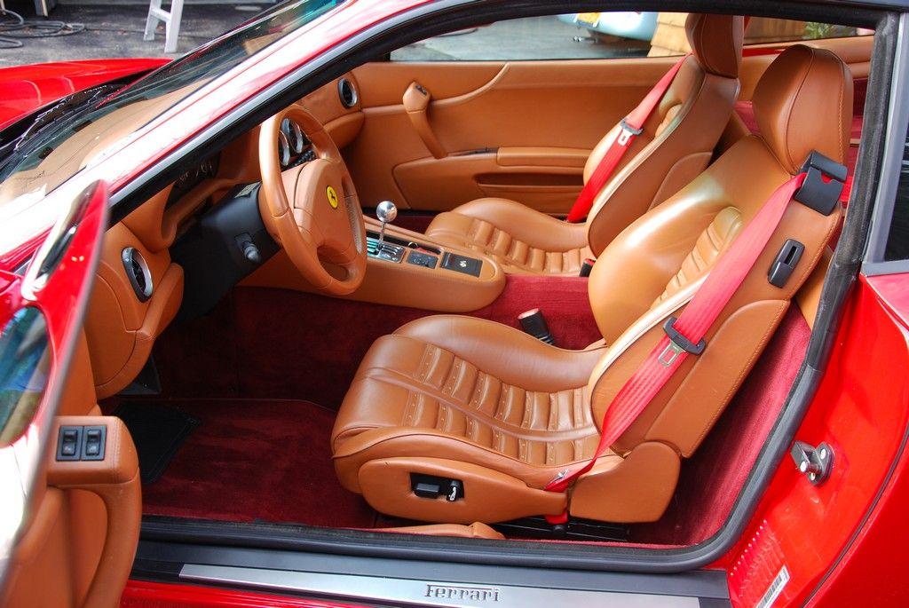 1999 ferrari 550 maranello for sale maranello ferrari
