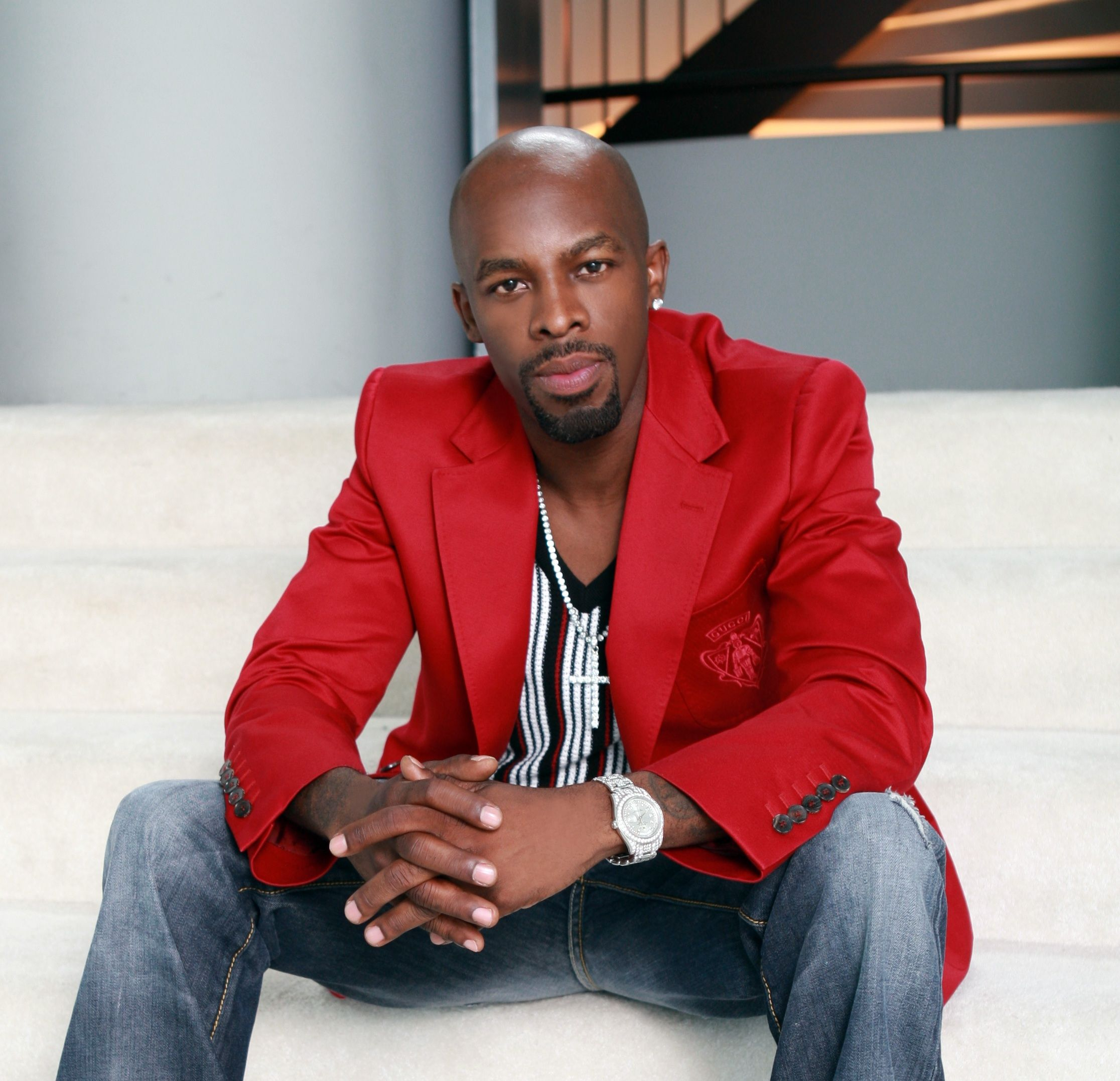 Black Male Singers 2012