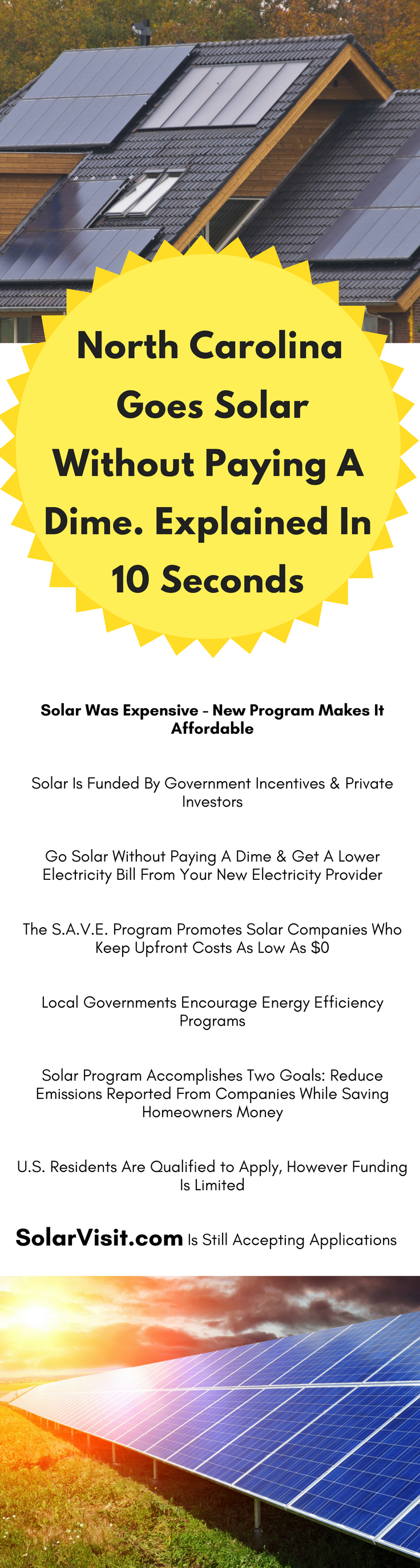 Marvelous Affordable Solar Program Launched In United States For Middle Class  Homeowners