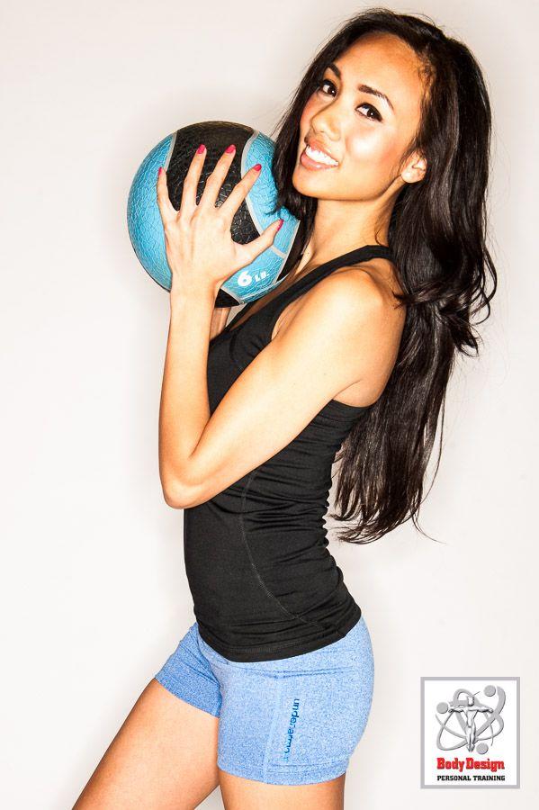 Body Design Personal Training Fitness Model: JT Vu ...