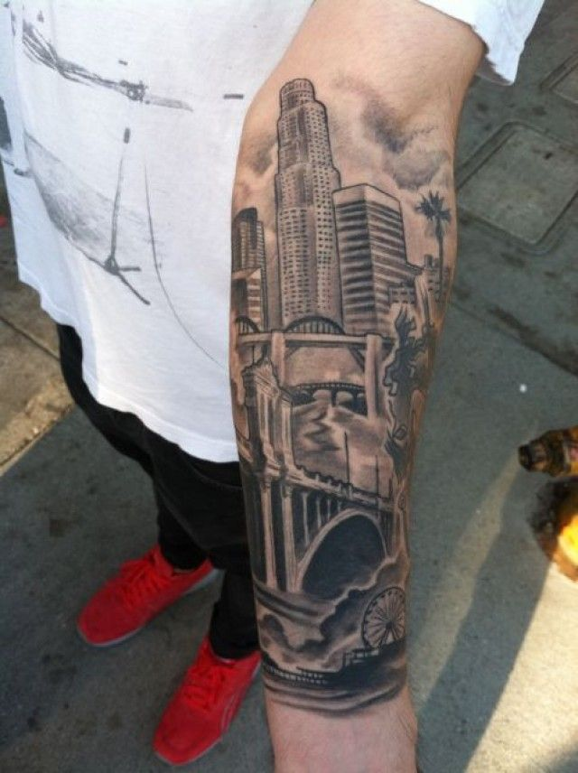 Jason stores tattoos los angeles respectable tattoos for Los angeles tattoo