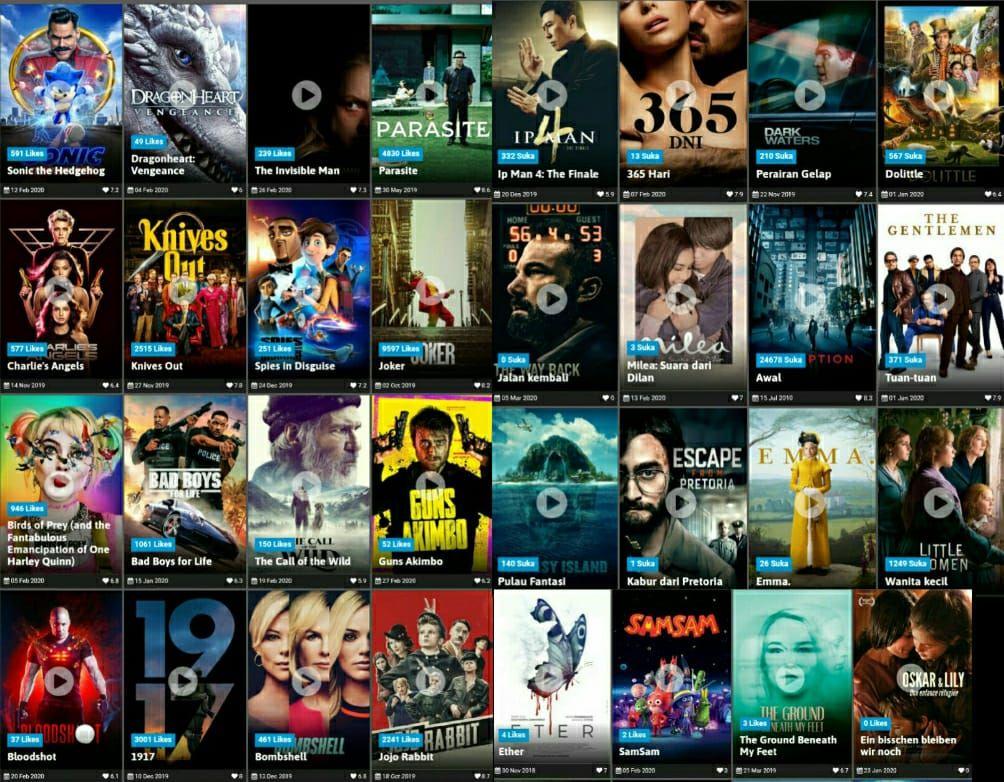 40 Ide Cijeli Film Bioskop Film Film Keluarga