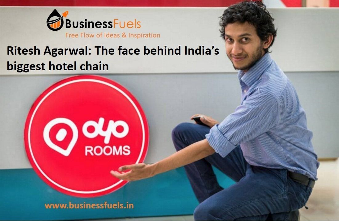 Ritesh Agarwal The Face Behind India S Biggest Hotel Chain How