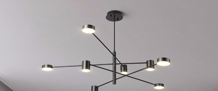 Modern Led Chandelier Fixture For Hours Lighting Living Dining Room Suspension Light Dining Room Suspension Light Led Chandelier Dining Room Chandelier Modern