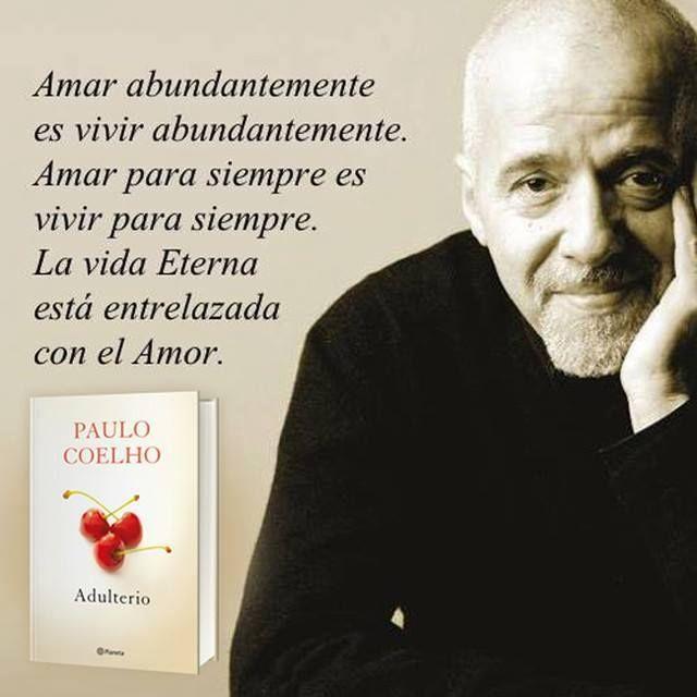 """¿A quién se engaña con el Adulterio? La nueva novela de Paulo Coelho en """"De Amor, Amantes y Amigos"""" - http://ow.ly/G74Go"""