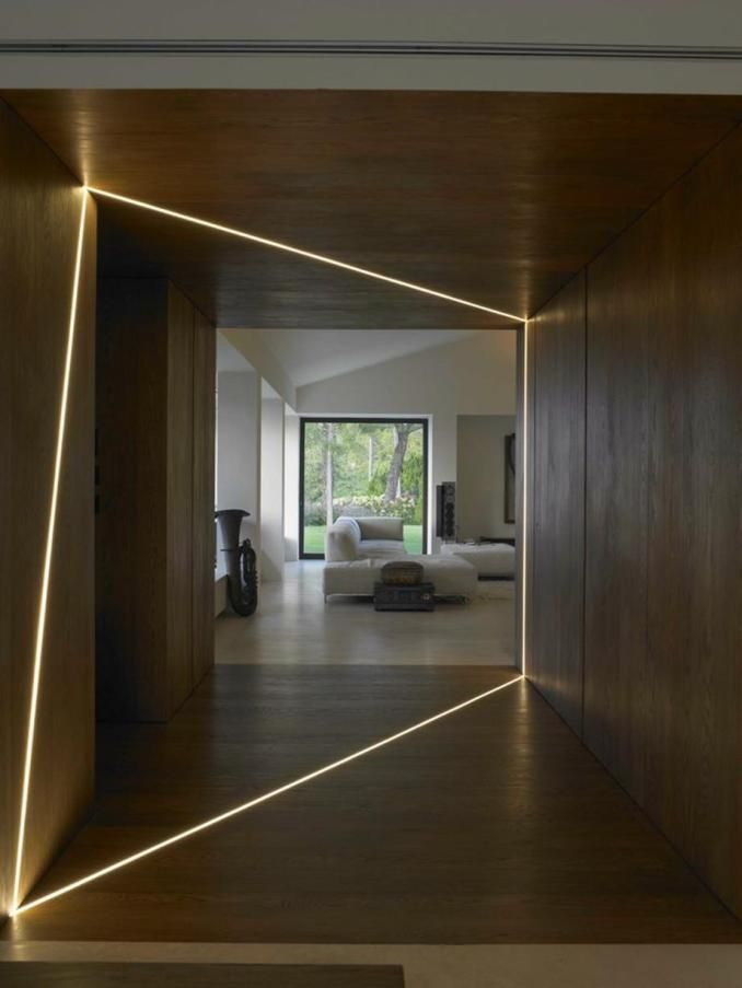 29 Stunning Home Architecture Implied Light Interior Ideas #hallway