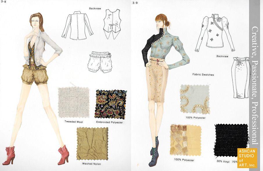 artist portfolio examples pdf