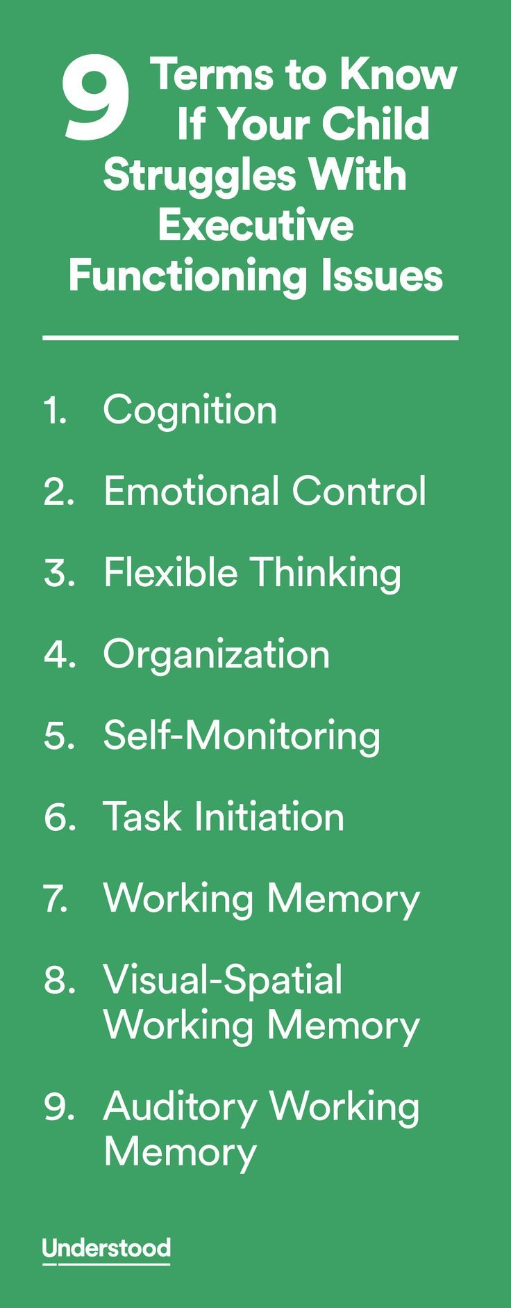 005 Understanding Executive Functioning Issues Executive