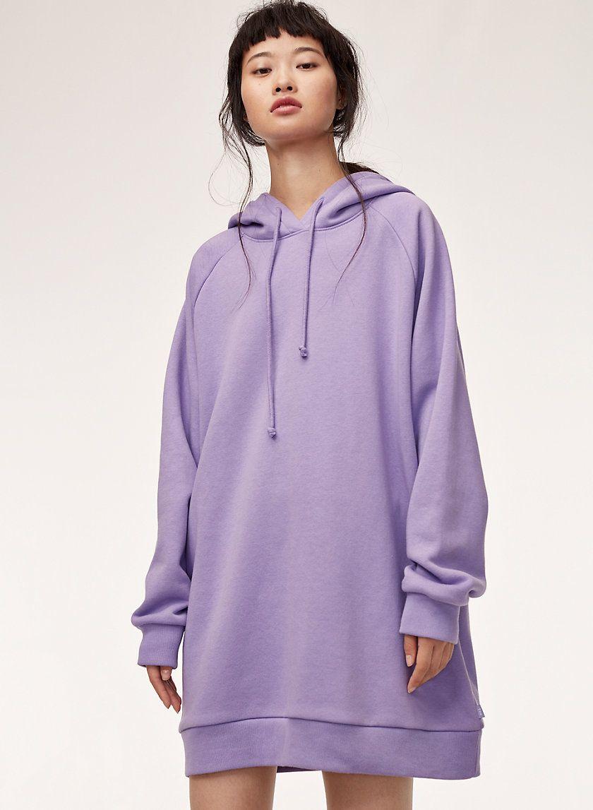 VENTA DRESS | Hoodie mini dress, Versatile outfits, Hoodie