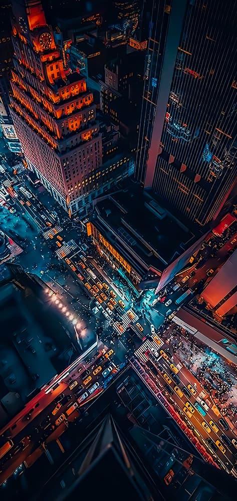 خلفيات ايفون 11 Urban Landscape Neon Photography Aesthetic Photography Grunge