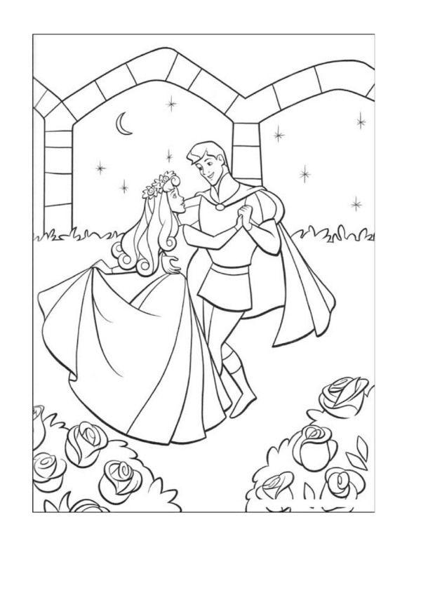 Disegni da colorare Disney 131 | fise lucru | Pinterest | Dibujos ...