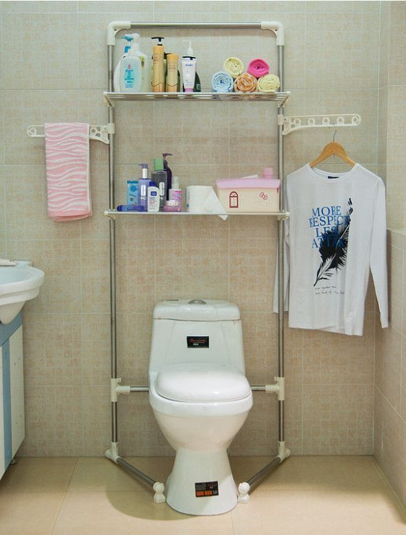 Latest Posts Under: Bathroom organizers