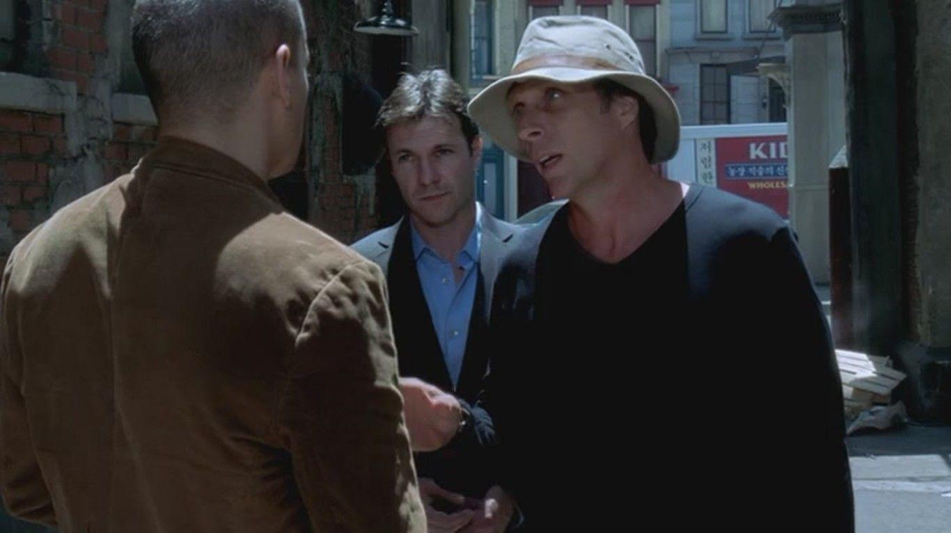 Chris Vance as James Whistler in Prison Break: 4x01 Scylla.
