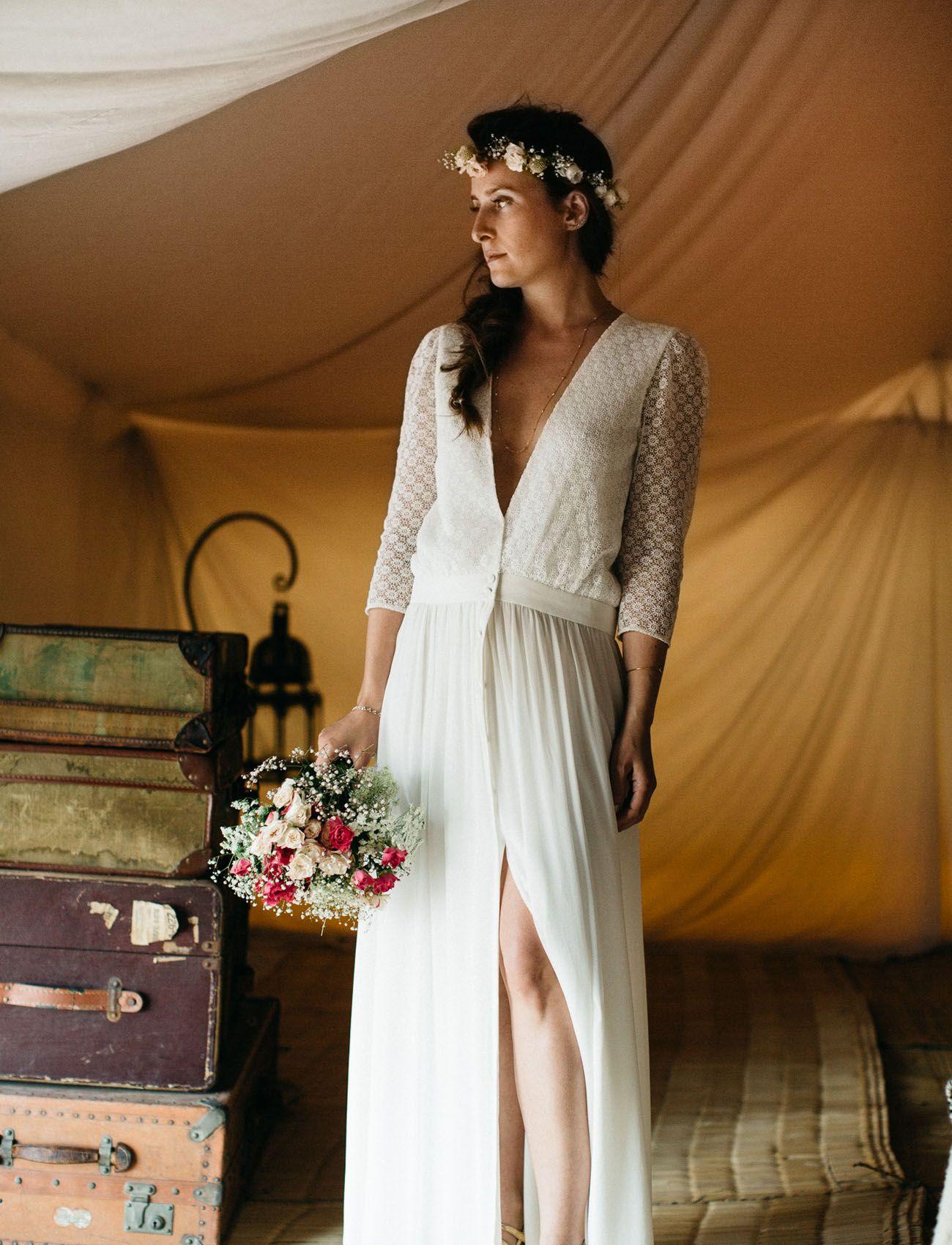 Donatelle Godart Dress // Modern, minimalistic and boho dress for ...