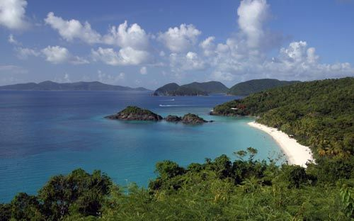 Trunk Bay, St. John, British Virgin Islands