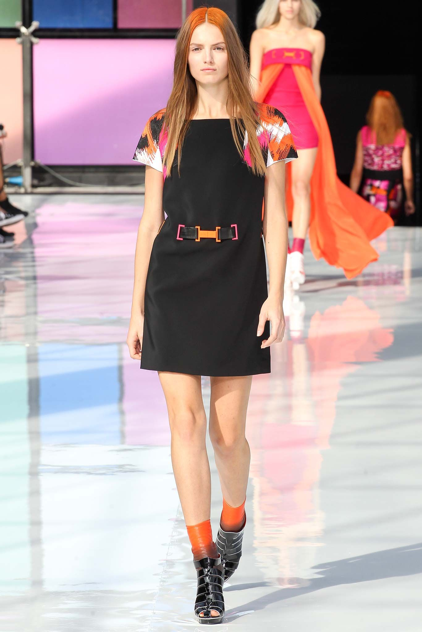 Maxime Simoëns Spring 2015 Ready-to-Wear - Collection - Gallery - Look 1 - Style.com