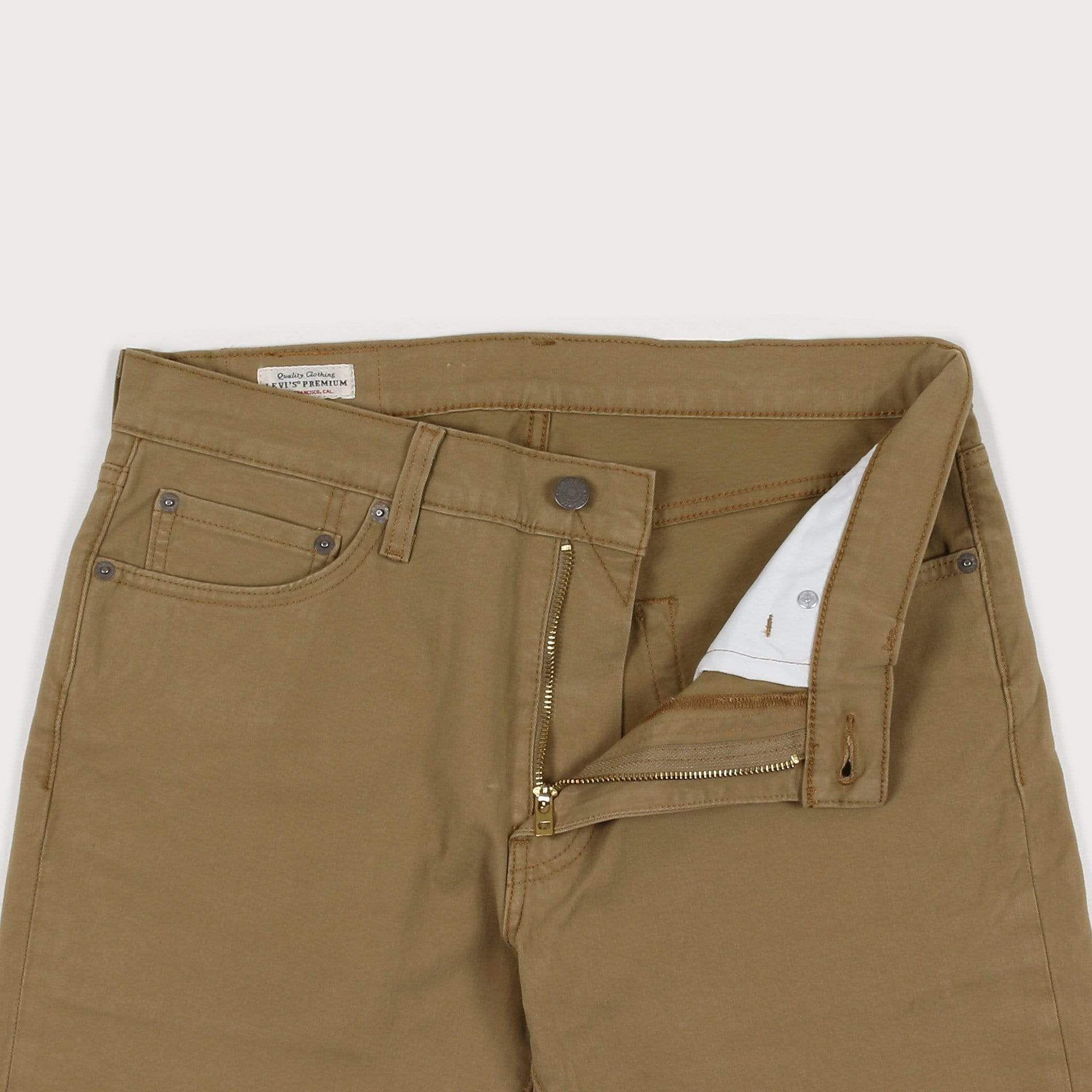 Levi's® 511 Slim Fit Mens Jeans Harvest Gold Bi Stretch