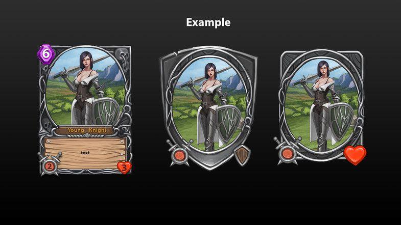 Card Game Gui Sponsored 3d Card Game Gui Card Games Game Gui Cards