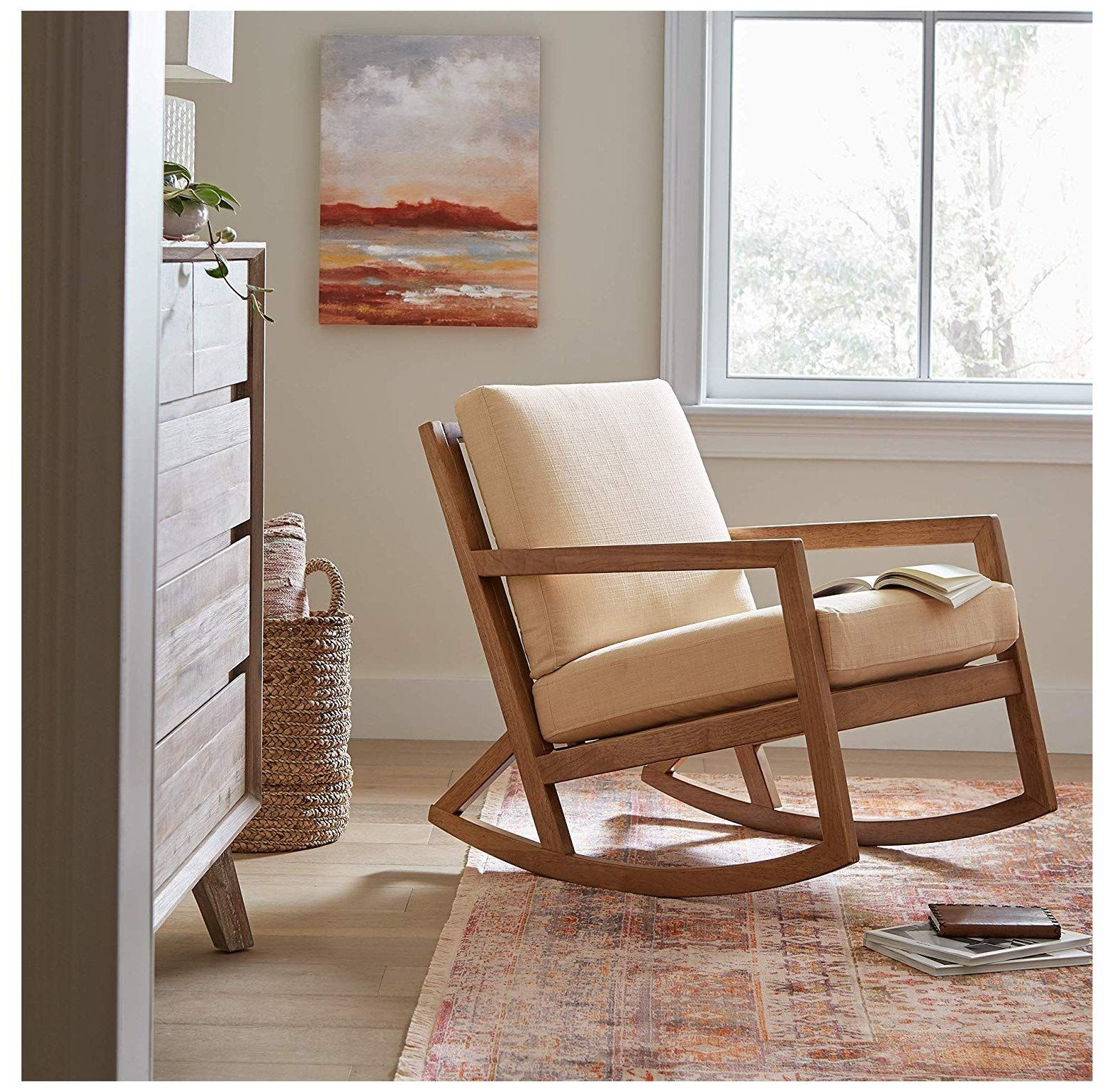 11 Actually Cute Rocking Chairs for Your Nursery rocking