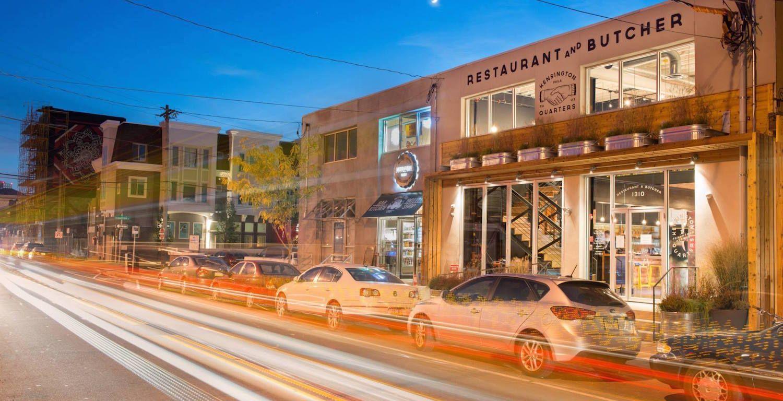 Eight Restaurants To Visit Now In Philly S Fishtown Philadelphia Restaurants Modern Farmer Great Restaurants