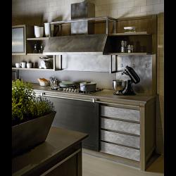 Industrial Chic è la cucina moderna in sofisticato stile post ...