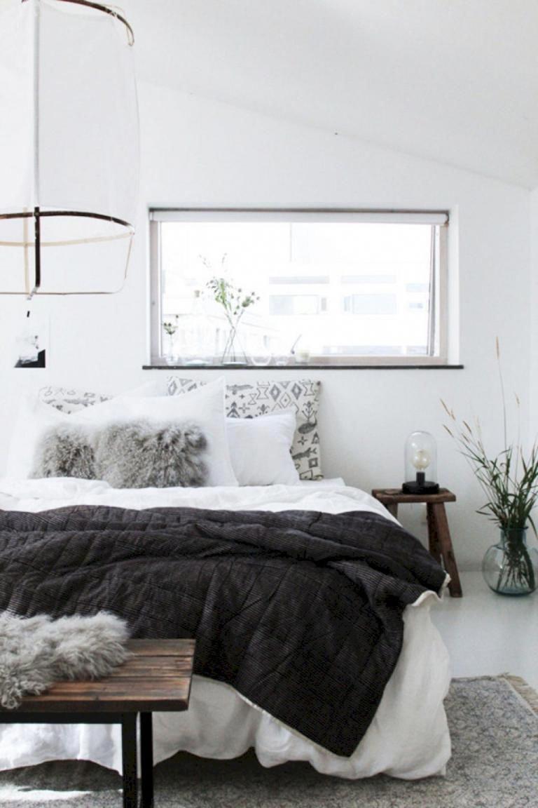 Cozy Scandinavian Bedroom Designs Ideas Home Decor Bedroom Bedroom Interior Bedroom Design