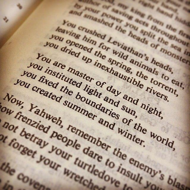 Psalms, Bible, Savior