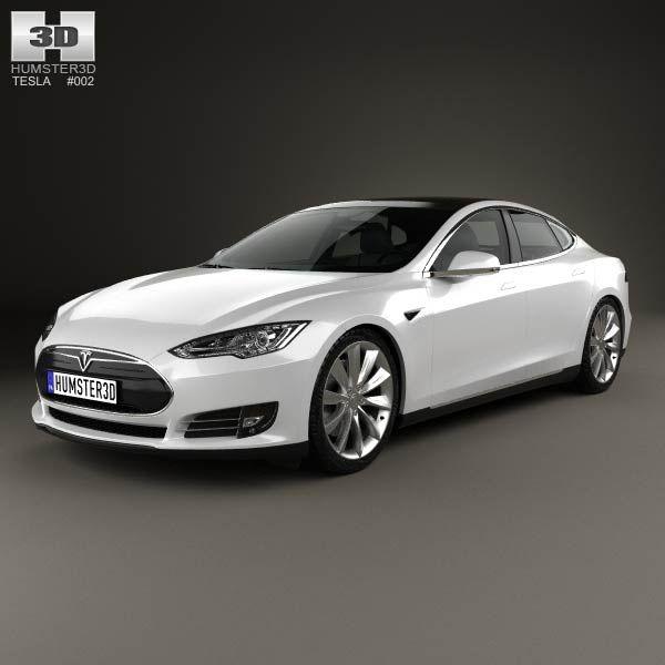 Buy A Detailed D Model Of Tesla Model S In Various File - All models of tesla