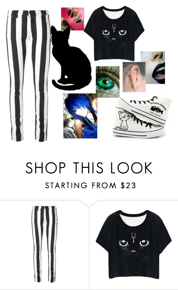 """""""Halloween #8"""" by autumn-geist on Polyvore featuring Off-White"""