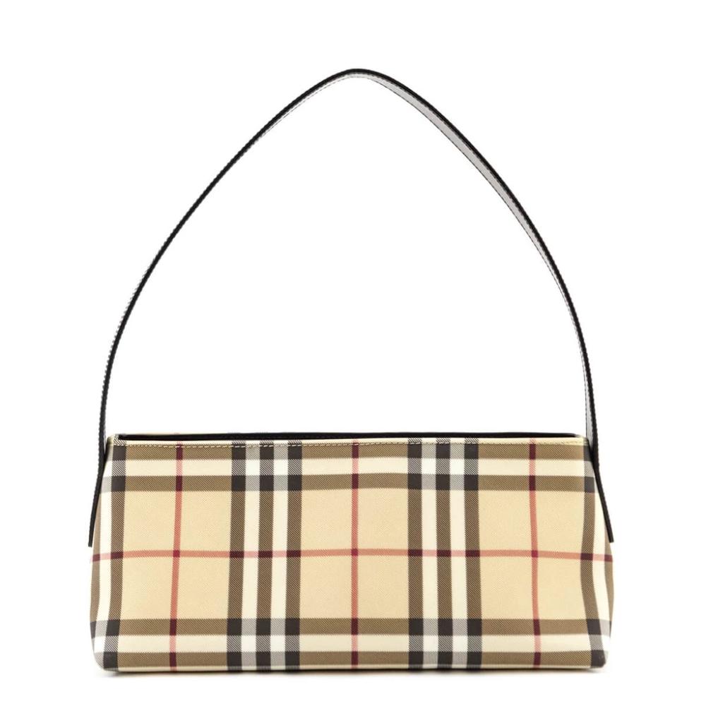 Burberry Nova Check E W Shoulder Bag Burberry Handbags Bags