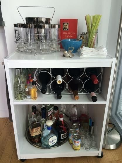 Never underestimate the power of moms. (Or wine.) | 34 Small Things You Can Do To Make Your Home Look So Much Better