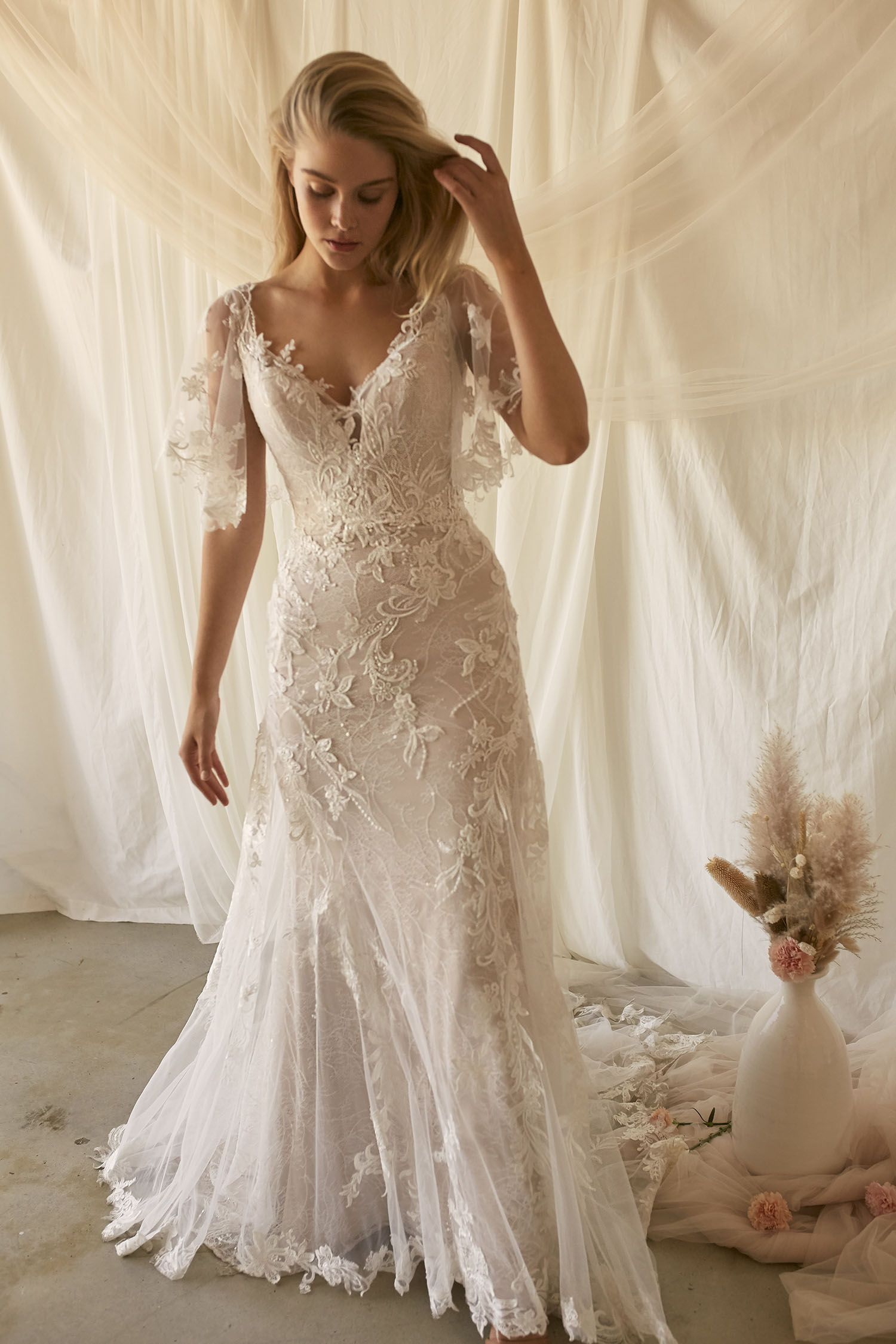 Wedding Dresses Bridal Gowns Mother Of The Groom Dresses For Summer Grizzlehair In 2020 Wedding Dress Sleeves Wedding Dresses Wedding Dresses Lace