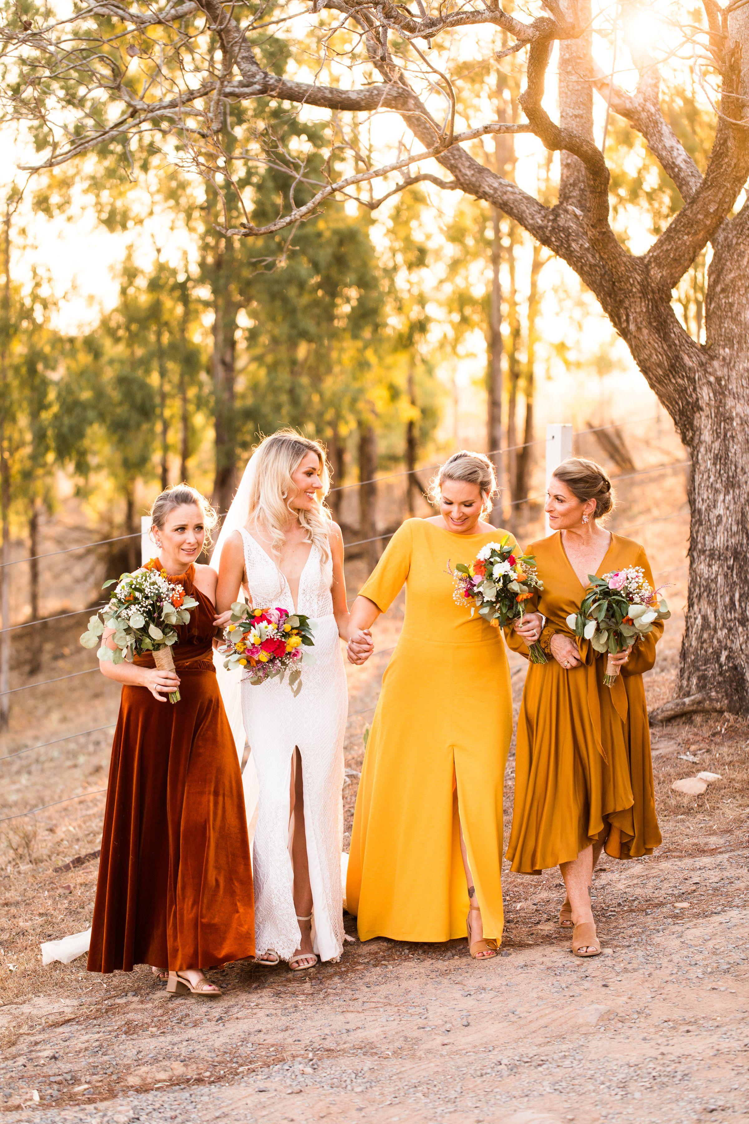 Bridesmaid Mismatch Dresses Burnt Orange Mustard And Gold Mustard Bridesmaid Dresses Orange Bridesmaid Dresses Burnt Orange Bridesmaid Dresses [ 3600 x 2400 Pixel ]