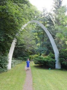 Deutsch Franzosischer Garten Monument Park Places To Visit Saarbrucken