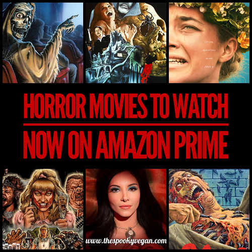 Horror Movies to Watch Now on Amazon Prime in 2020