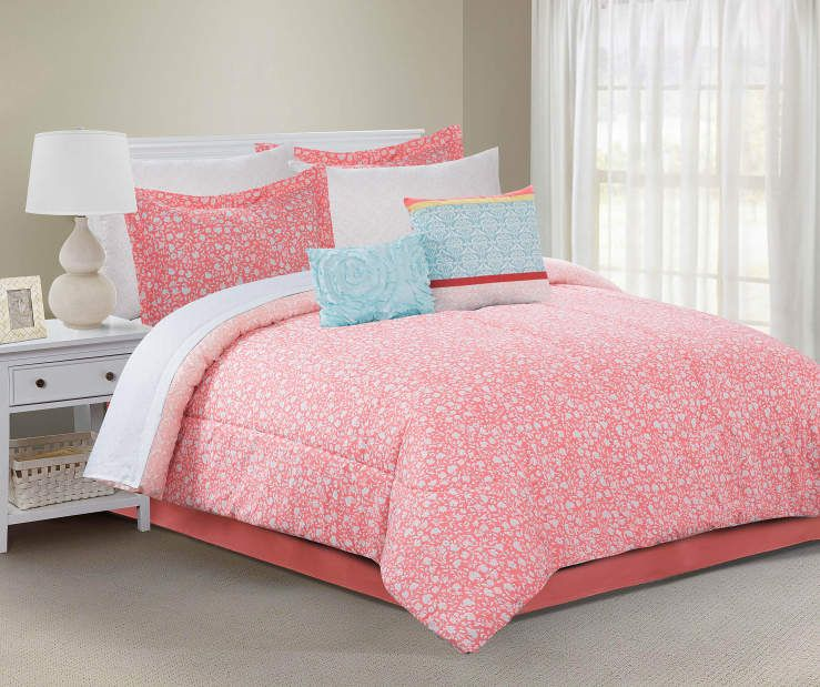Just Home Neema Reversible Comforter Sets at Big Lots For the