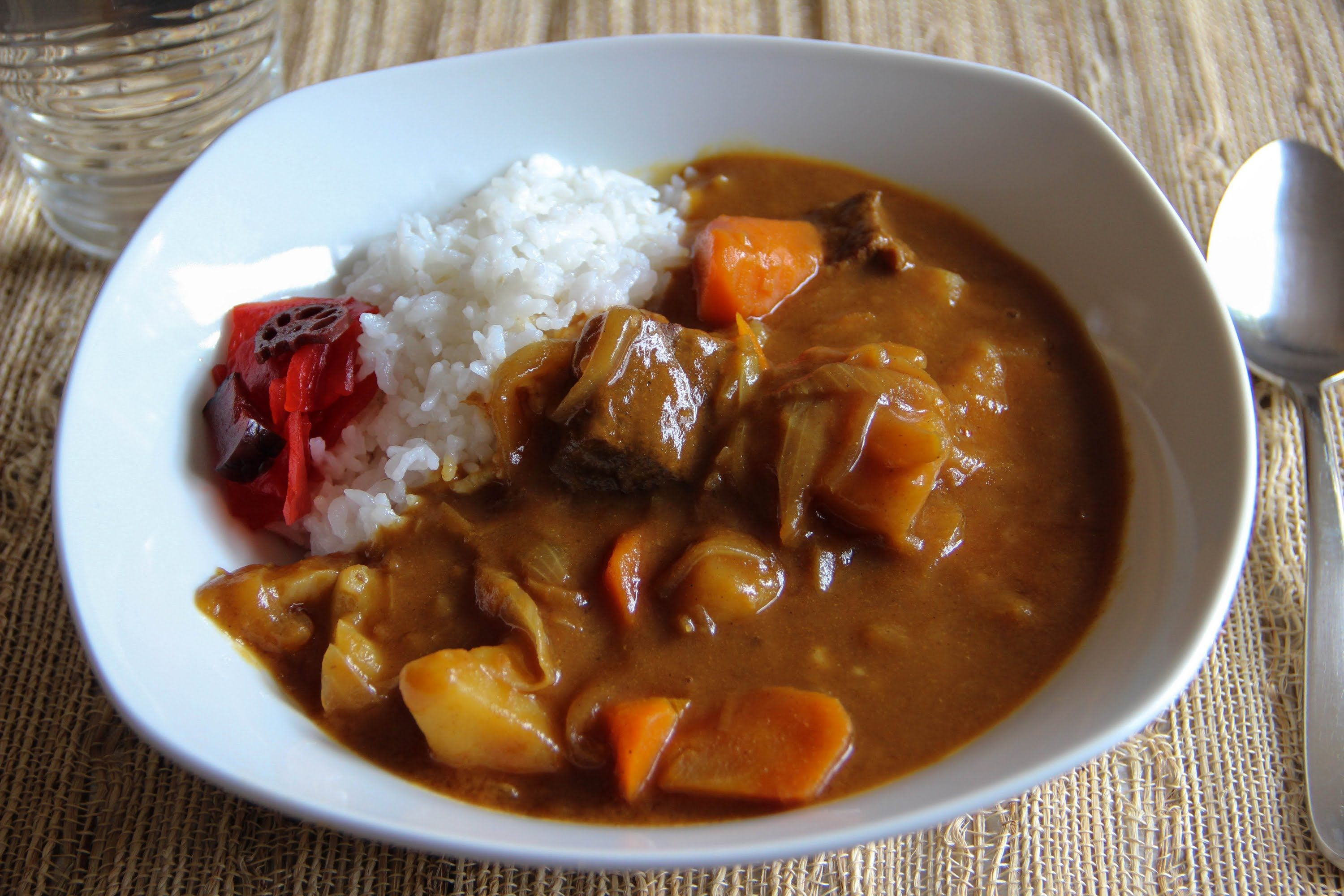 Curry And Rice Recipe Japanese Cooking 101 Japanese Cooking Food Curry Recipes