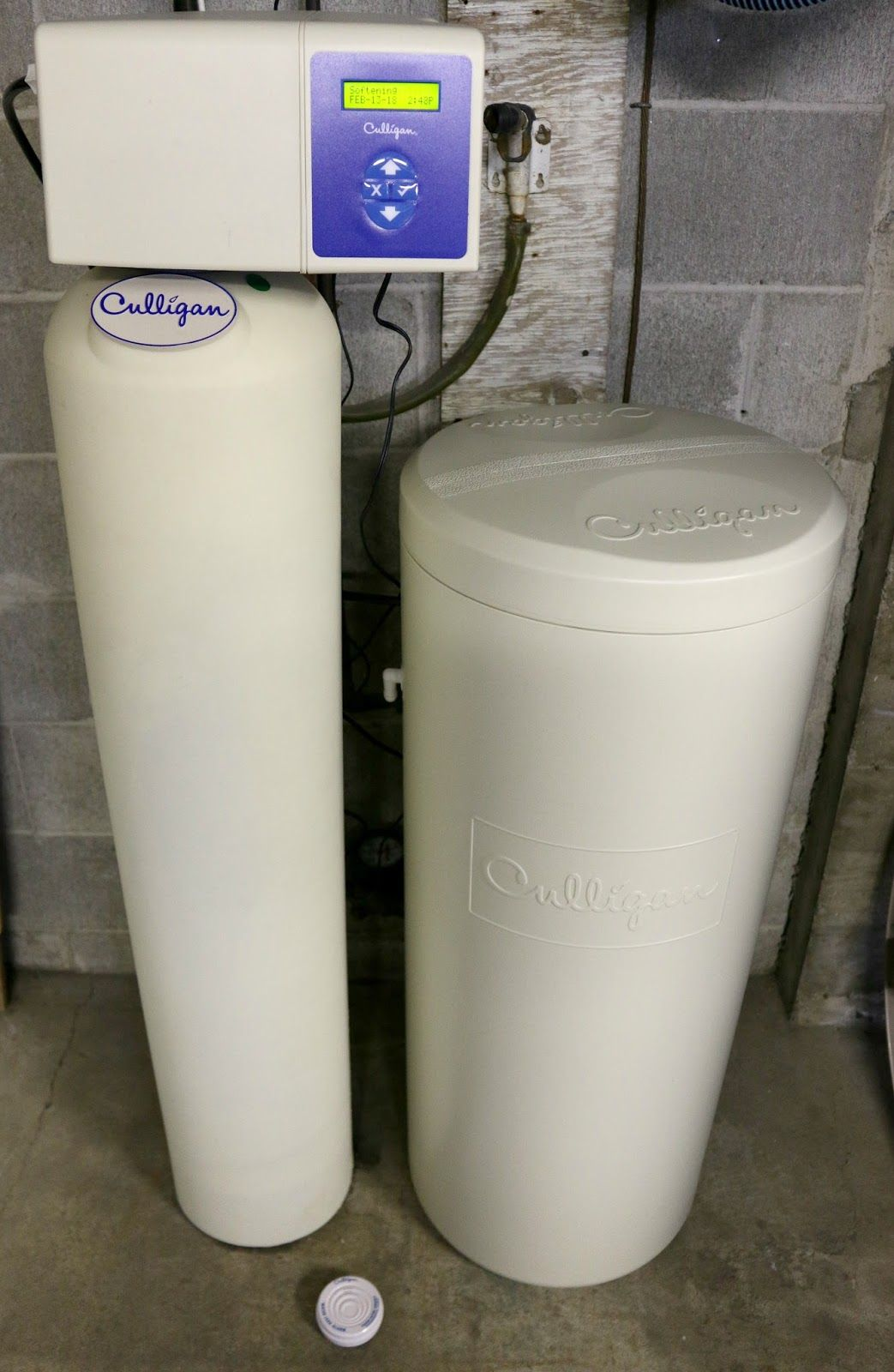 Water Softening And Filtering With Culligan Water Changes In My Beauty Routine Water Softener My Beauty Routine Smoother Skin