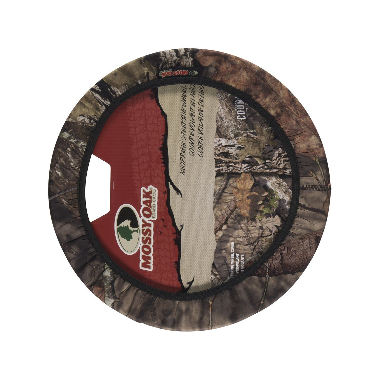 Mossy Oak Steering Wheel Cover Mossy Oak Breakup Country Camo Pack Of 1 Click Image For More Details It Is Amazo Wheel Cover Steering Wheel Cover Mossy Oak