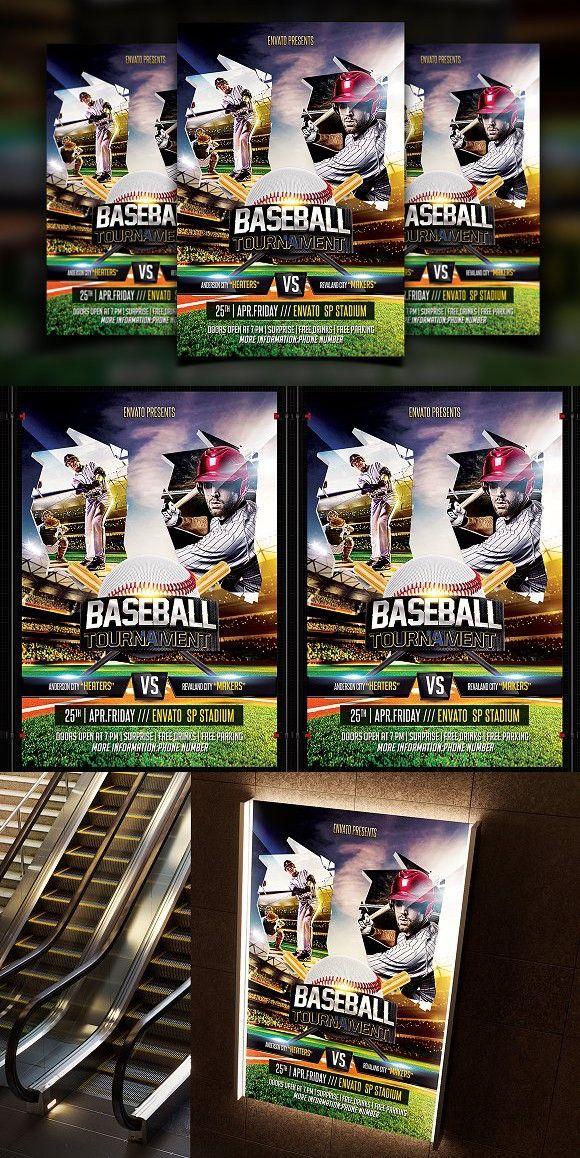 Baseball Flyer Flyer Templates  Flyer Templates