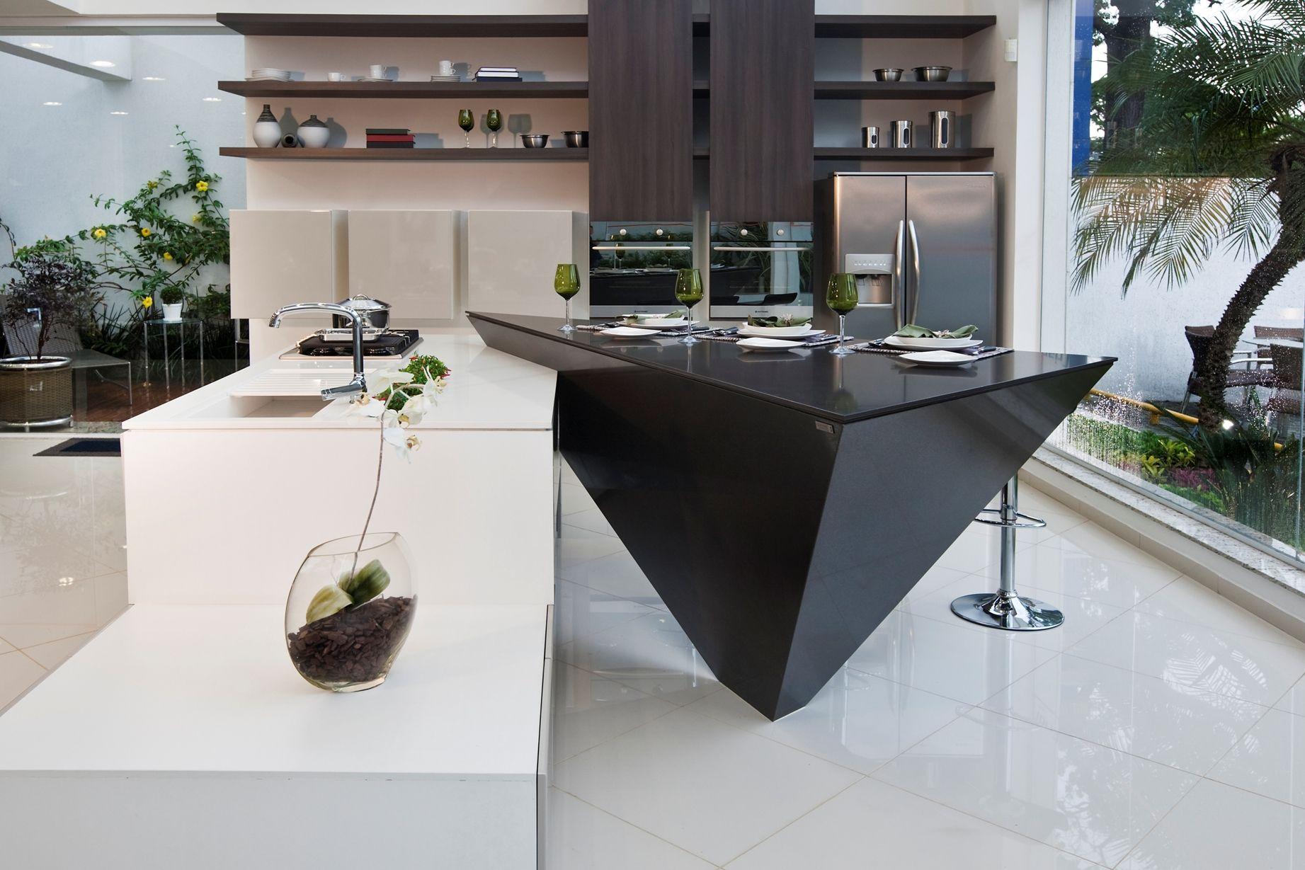 Silestone Blanco Zeus and Tao concept kitchen