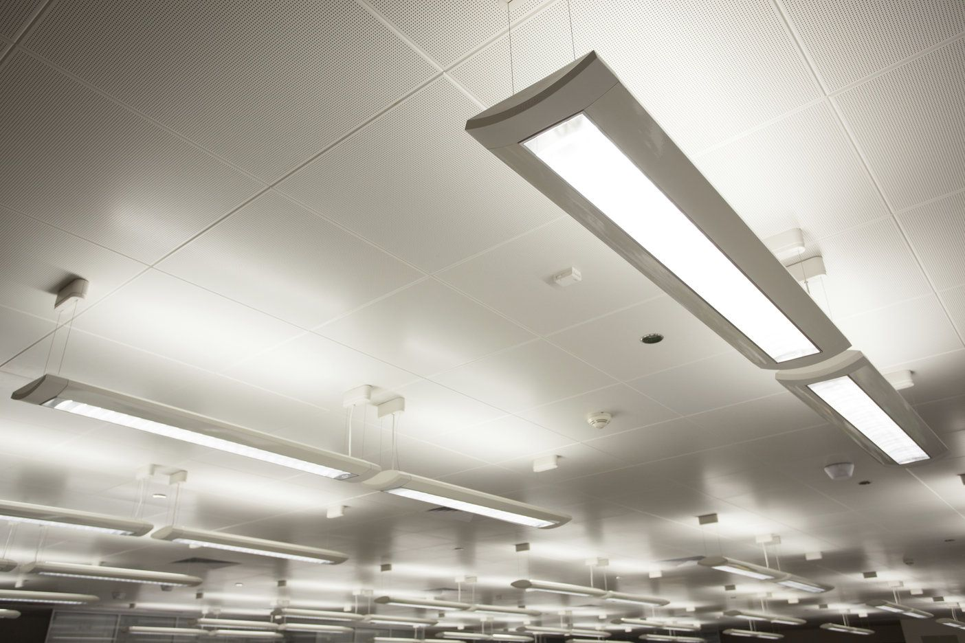 Ideal Fluorescent Light Fixtures | lighting | Pinterest ...
