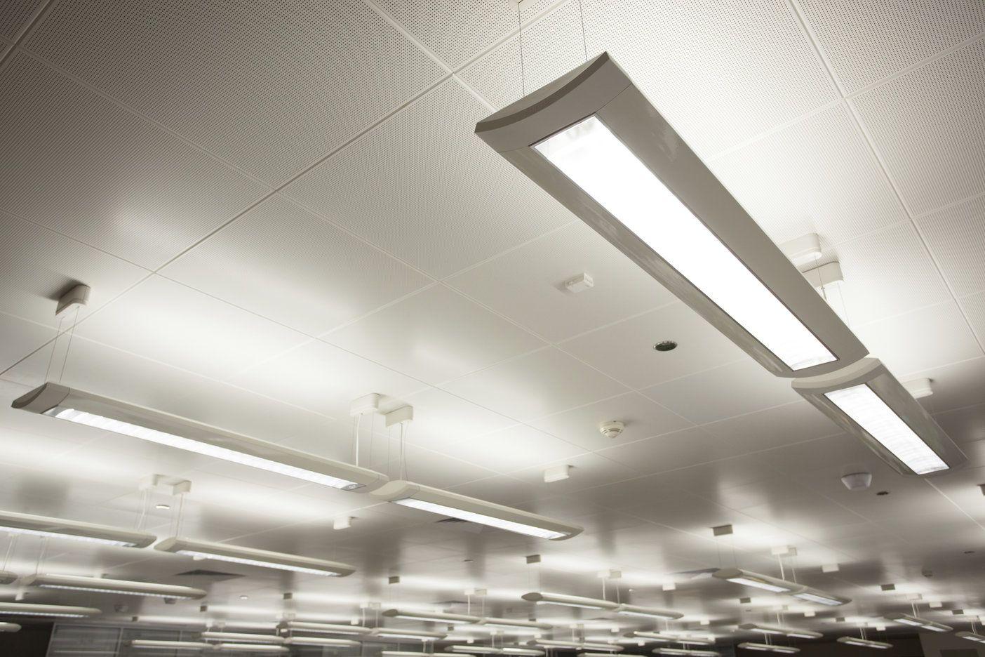 Ideal Fluorescent Light Fixtures   lighting   Pinterest ...