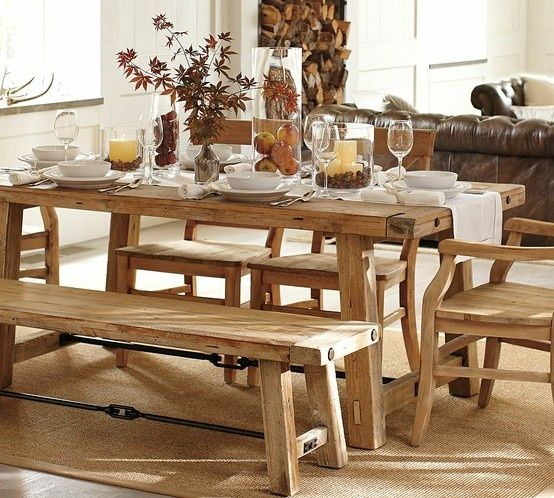 How to Build a Farm Table How to Build this Rustic Farmhouse