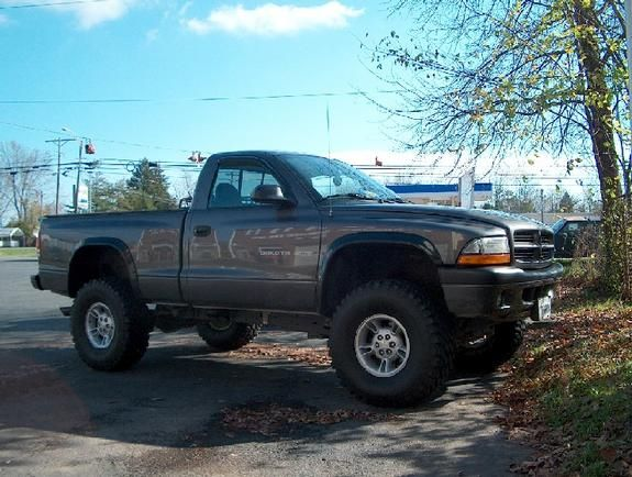 E D B F C Ab C C B F Bdd on 2002 Dodge Dakota 3 Inch Lift Kit
