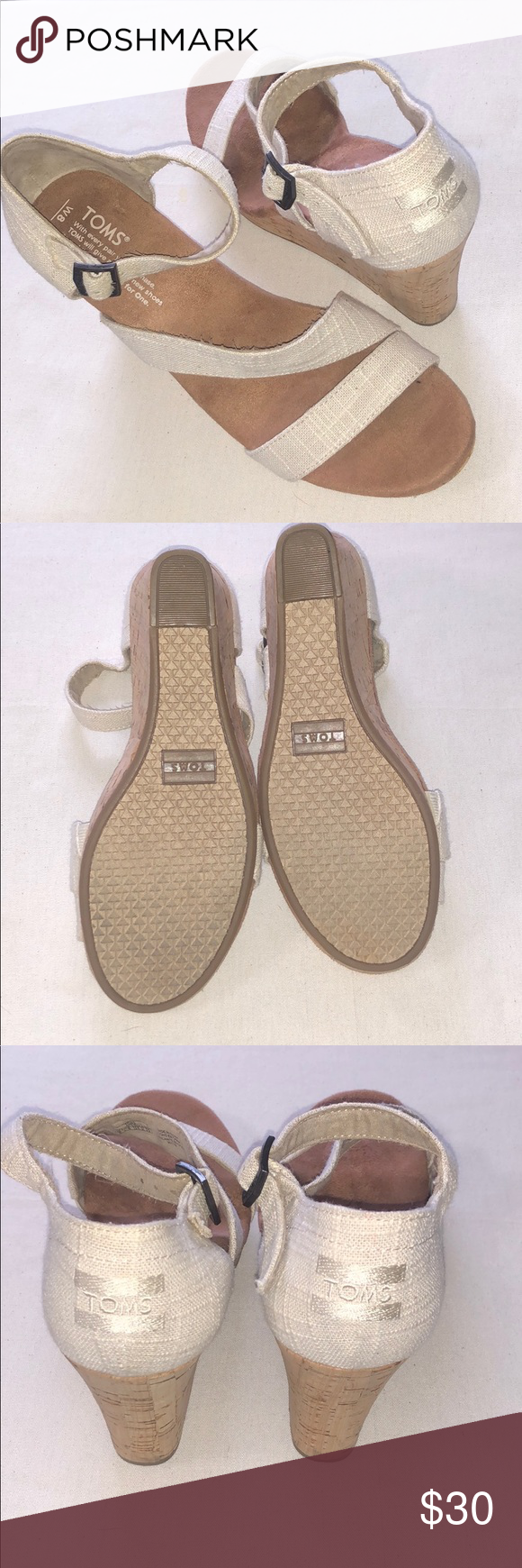 Toms Wedges New, never worn. Natural color  Size 8 Toms Shoes Wedges #tomwedges Toms Wedges New, never worn. Natural color  Size 8 Toms Shoes Wedges #tomwedges Toms Wedges New, never worn. Natural color  Size 8 Toms Shoes Wedges #tomwedges Toms Wedges New, never worn. Natural color  Size 8 Toms Shoes Wedges #tomwedges